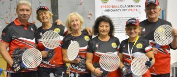 Speed-ball dla Seniorów